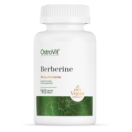 OstroVit Berberine 90 tabs