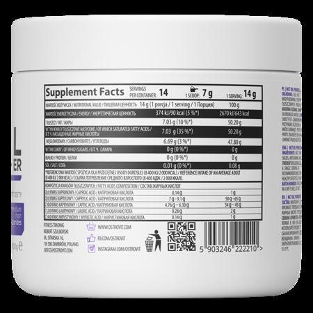 OstroVit MCT Oil Powder 200 g