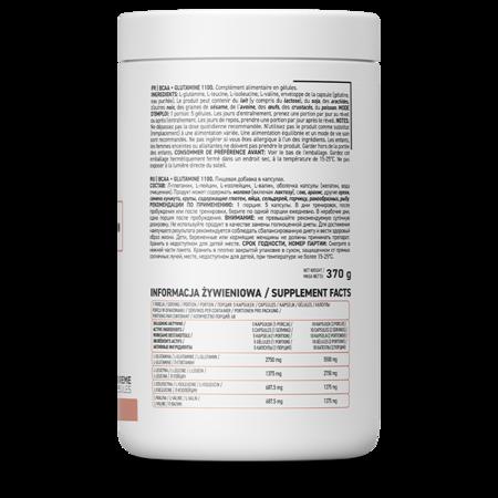 OstroVit Supreme Capsules BCAA + Glutamine 1100 mg 300 caps
